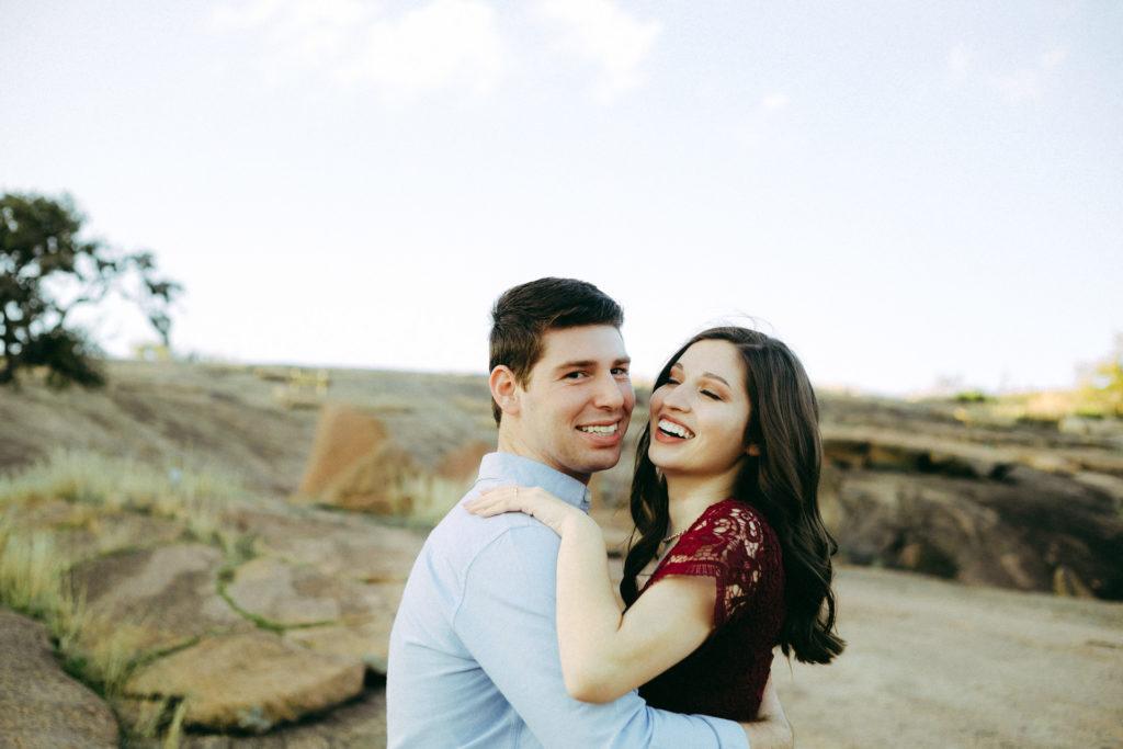 Austin Texas Engagement Photographer