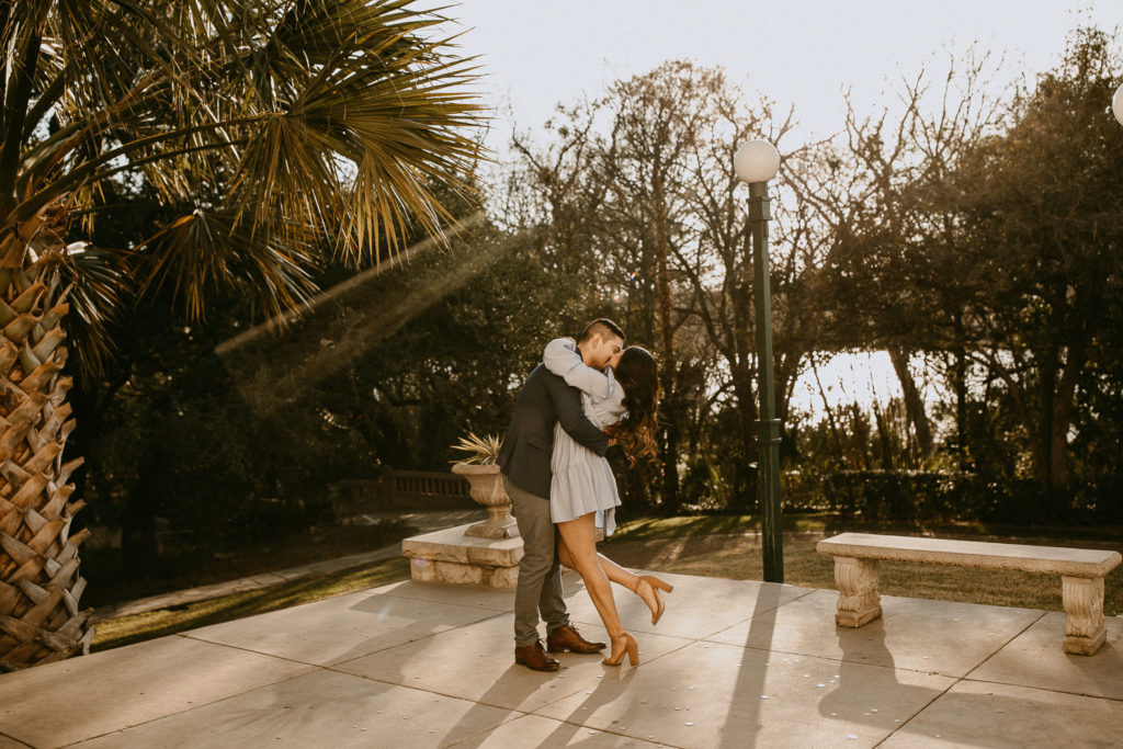 Laguna Glorai Austin Texas Proposal Engagement Photos